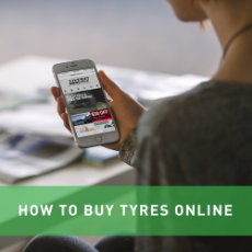How To Buy Tyres Online