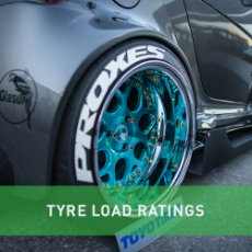 Tyre Load Ratings