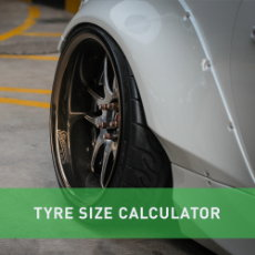Tyre Size Calculator