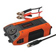 BLACK + DECKER 500 WATT POWER INVERTER