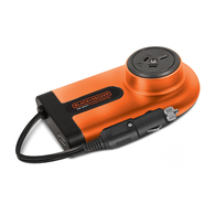 BLACK + DECKER 100W POWER INVERTER (SLIM)