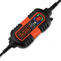 BLACK + DECKER 6V & 12V BATTERY MAINTAINER