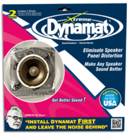 DYNAMAT 10415 XTREME SPEAKER KIT