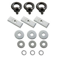 RHINO RACK 43117 EYE BOLT KIT (3)