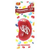 JELLY BELLY 3D STRAWBERRY JAM AIR FRESHENER