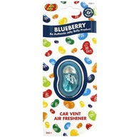 JELLY BELLY VENT BLUEBERRY AIR FRESHENER