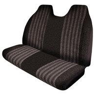 HYPER DRIVE ROADSTAR GREY HIGH BACK BENCH SEAT COVER