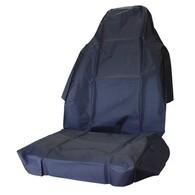 HYPER DRIVE SEAT PROTECTOR BLACK 1PC