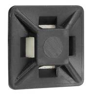 NARVA CABLE TIE MOUNT BLK 19MM BL (5 PACK)