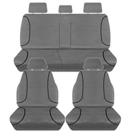 TRADIES HILUX DUAL CAB 11/2015 ON SEAT COVERS