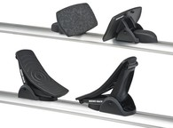 RHINO RACK 581 C GROOVE LOCKING SLIDE KAYAK CARRIER (R)