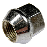 HYPER DRIVE STANDARD WHEEL NUT OPEN END CHROME HEX