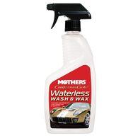 MOTHERS CALIFORNIA GOLD WATERLESS WASH & WAX 710ML