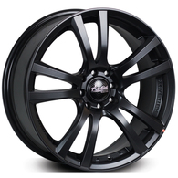 ADVANTI VEX SATIN BLACK
