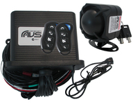 AVS A5 5-STAR ALARM INC. INSTALLATION - AUCKLAND ONLY