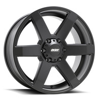 "BGW 20"" 6X139.7 WHEEL FOR UTE - 6 STYLE OPTIONS"