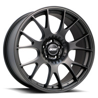 BGW MOTORSPORT MATT BLACK