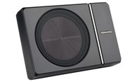 "KENWOOD KSC-PSW8 PS SERIES 8"" UNDERSEAT SUBWOOFER"