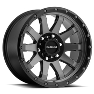 RACELINE CLUTCH MATT GUNMETAL SB LIP