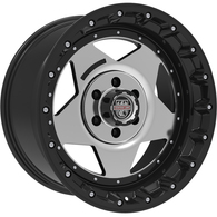 CENTERLINE 832 GLOSS BLACK MACHINED CENTRE