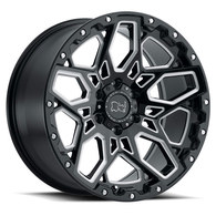 BLACK RHINO SHRAPNEL GLOSS BLACK