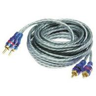 AERPRO MX322 TWIN RCA LEAD 2.5 METRE