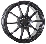 FORUM WHEELS ARES MATT BLACK