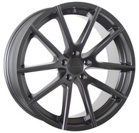 FORUM WHEELS HELIOS MATT BLACK