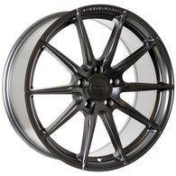 FORUM WHEELS RECOIL MATT BLACK