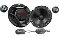 "JVC CS-DR600C DRVN SERIES 6"" 2WAY COMP"