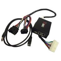 GROM AUDIO USB3 SUBARU INTERFACE USB / IPOD / IPHONE