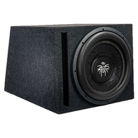 "SOUNDSTREAM T7 800RMS 12"" SUB + SLOTPORT BOX PACKAGE"