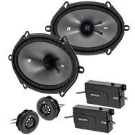 "KICKER CSS68 CS SERIES 6X8"" COMP"