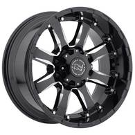 BLACK RHINO SIERRA GLOSS BLACK