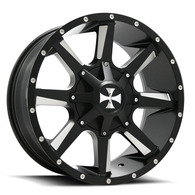 CALIOFFROAD BUSTED SATIN BLACK