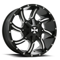CALIOFFROAD TWISTED SATIN BLACK