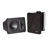 KICKER KB6000B FULL RANGE SPEAKER ENCLOSURE BLACK