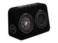 "KICKER CWRT672 COMPRT 6.75"" BOXED SUBWOOFER 150W RMS"