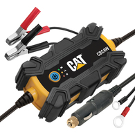 CATERPILLAR CBC4WAU 4 AMP SMART BATTERY CHARGING / MAINTAINER