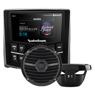 ROCKFORD FOSGATE PUNCH SERIES MARINE PACKAGE # 2