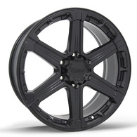 ADVANTI MONSOON SATIN BLACK