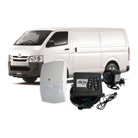 AVS A5 5 STAR HIACE TRADIE ALARM WITH MOTION SENSOR