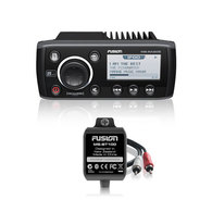 FUSION MS-RA205 MARINE HEAD UNIT WITH BT ADAPTER