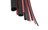 NARVA HEAT SHRINK TUBING RED 3.2MM X 1.2M