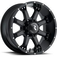 RACELINE ASSAULT MATT BLACK