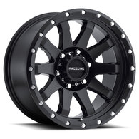 RACELINE CLUTCH SATIN BLACK
