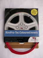 RIMPRO TEC RED COLOURED INNERS