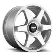ROTIFORM SIX SILVER