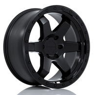 ROTIFORM SIX OFFROAD MATT BLACK