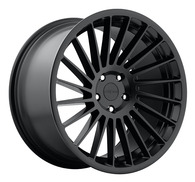 ROTIFORM INDT SATIN BLACK